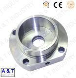 Fábrica Lathing personalizada CNC das peças do aço inoxidável/metal de liga de alumínio