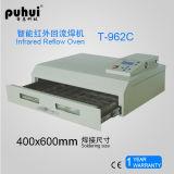 Máquina de forno de solda de reflow automática Reflow T962c, Forno Reflow BGA, Forno Reflow de ar quente, Forno Reflow Desktop