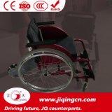 Hoher Lithium-Batterie-elektrischer Rollstuhl der Drehkraft-24V mit Cer