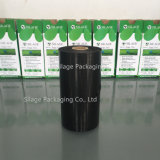 Zwarte/Groene/Witte Breedte 250mm/500mm/750mm Lengte 1500m/1800m Dikte 25um van de Film van de Omslag van de Rek