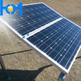 3.2mm moderou o vidro solar branco super do baixo ferro para o módulo do picovolt
