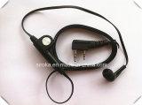 Trasduttore auricolare radiofonico bidirezionale accessorio dell'in-Orecchio del walkie-talkie
