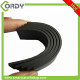 Tag impermeável reusável da lavanderia RFID do silicone para a indústria da lavanderia de pano
