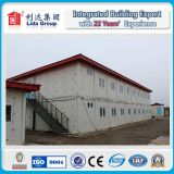 los 20FT y los 40FT Flat Pack Container House para Labor Camping
