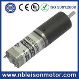 16mm Mini DC Планетарный редуктор двигателя (LS-PG16M050)