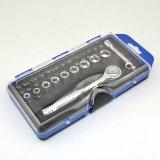 25PCS 25mm 래치드 손잡이를 가진 최신 판매 드라이버 비트