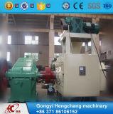 Certifiée ISO Force machine à briquettes de charbon d'alimentation
