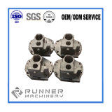 Cera ISO9001 perdida investimento que molda as peças de maquinaria do CNC do aço inoxidável