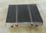 Dissipatore di calore sinterizzato rame dei condotti termici