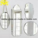 Miroir / miroir en aluminium / miroir en verre pour construction / décoration