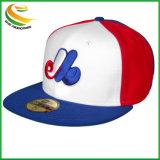 Custom 3D вышивкой хлопок хип-хоп Red Hat спорта Snapback винты с головкой