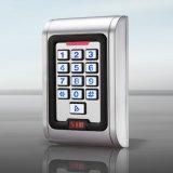 ドアのアクセス制御システム、防水スタンドアロンアクセス制御キーパッド、RFIDのアクセス制御