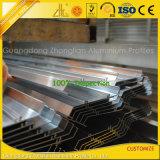 Perfil de aluminio de aluminio revestido anodizado del obturador del polvo para Windows al aire libre