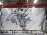 Het Grijze Opgepoetste Marmer Tiles&Slabs&Countertop van de berg