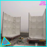 Réservoir de stockage en plastique de l'eau de mètres cubes de fibre de verre de FRP GRP SMC