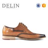 2018 Новый Стиль натуральная кожа мужчин обувь