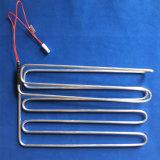 Le réfrigérateur personnalisé dégivrent l'élément de chauffe en aluminium de tube de chaufferette