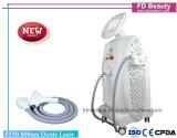 Вертикальный 808нм лазерный диод для удаления волос клинических салон оборудования
