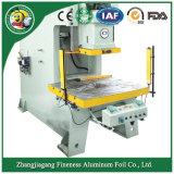 Halbautomatischer Aluminiumfolie-Behälter der neuen Qualitäts-2018, der Maschine herstellt