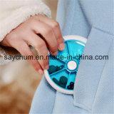 7 Jour hebdomadaire pilule conteneur Portable Case