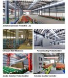 생산 라인 & 컨베이어 시스템을%s OEM 산업 알루미늄 단면도
