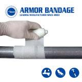 Forte fasciatura di tensione dell'armatura di riparazione del tubo della fasciatura dell'involucro di difficoltà