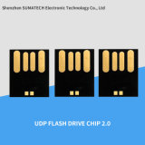 Chip mini USB UDP para uma unidade Flash USB de 8 GB
