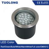 9W justierbarer LED heller neuer Tiefbauentwurfs-Tiefbaubeleuchtung IP67