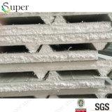 Жар-Холодная панель плитки крыши сандвича EPS изоляции стальная Corrugated