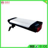Nuovo pacchetto posteriore della batteria della E-Bici dello ione del litio della cremagliera 36V