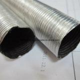 Tubo di carta di alluminio flessibile della colonna montante di calore