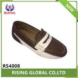 Los niños Loafer proveedor chino de la fabricación de zapatos de barco