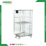 Contenitore logistico della gabbia del rullo di memoria del magazzino