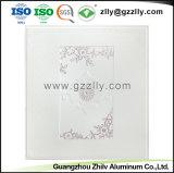 Usine de revêtement du rouleau de vente directe de l'impression Panneau en aluminium les dalles de plafond