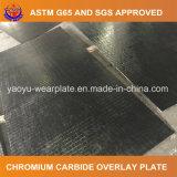 Плита износа для частей износа карбида хромия