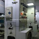 Machine d'impression à vitesse moyenne de rotogravure de 8 couleurs pour le film plastique avec la vitesse de 110m/Min