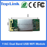 802.11AC 1T1R 600Mbps Realtek RTL8811AU USB de alta velocidade Wireless WiFi para módulo de caixa TV Android