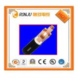 Гибкий кабель медной силиконовой резины проводника изолированный и обшитый медной защищаемый оплеткой управления