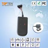 Perseguidor do carro do GPS 3G do Anti-Jammer com o detetor ultra-sônico do combustível, tecnologia Gt08-Ez de 2.4G RFID