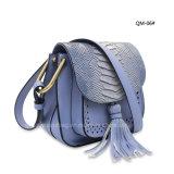 Crocodrile Dame Handbag met de Handtas van Leeswijzers