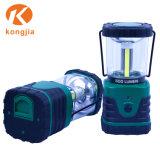Lampada di campeggio impermeabile della lanterna quotidiana più potente LED per fare un'escursione