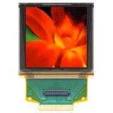 0.66 pouce OLED avec la couleur de bleu de la résolution 128X64