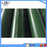 Водоустойчивая ткань PVC 600d поли Оксфорд для тележки