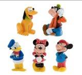 PC exclusivo de Mickey e de amigos 5. Brinquedos do aperto da associação da cuba de banho