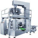 固体および微粒の包装の生産ライン