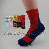 Шаблон моды хлопок вязание Детские Малыш носки с высоким качеством