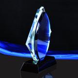 Bonito y Barato Premio Trofeo de cristal como un regalo a Survenior