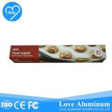 Küche-Aluminiumfolie-Rolle 45cm*7.62m mit FDA-gebilligtem