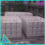 Tanque de armazenagem de água de PRFV quadrados com entrega rápida