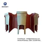 pièces de rechange croisillon du moyeu de roue de chariot pour le benz